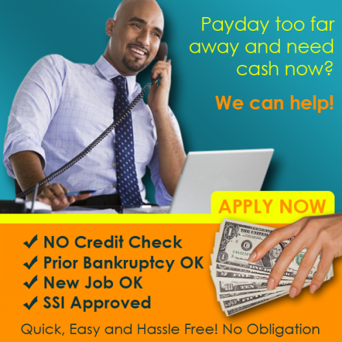 National city payday loans